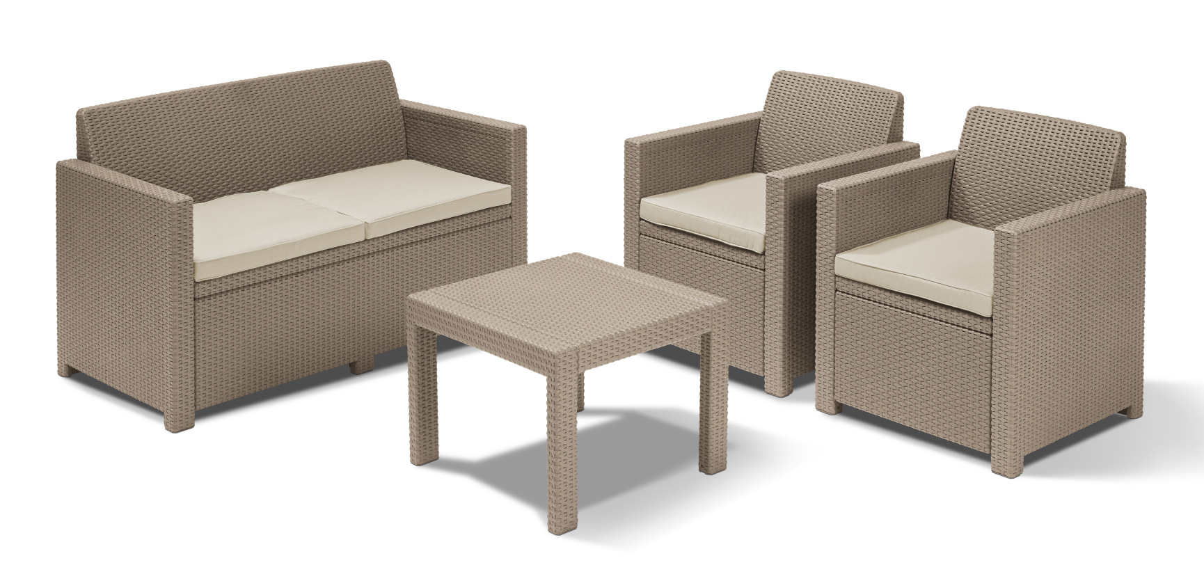 Best salon de jardin allibert alabama lounge set gallery - Salon de jardin allibert hawaii lounge set ...