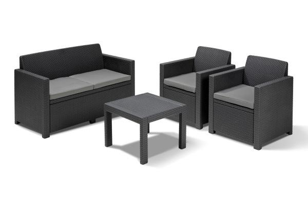 Alabama lounge set graphite
