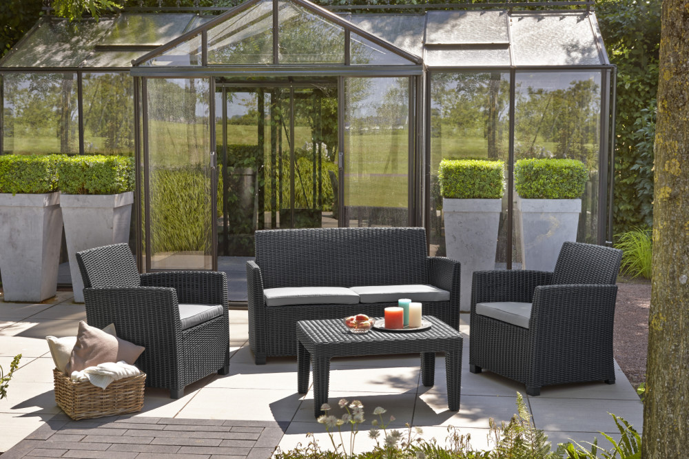 Emejing Salon De Jardin Corona Balcon Ideas - Amazing House Design ...