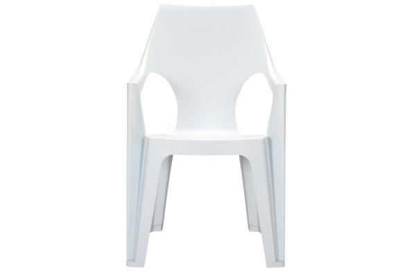 Dante garden chair white