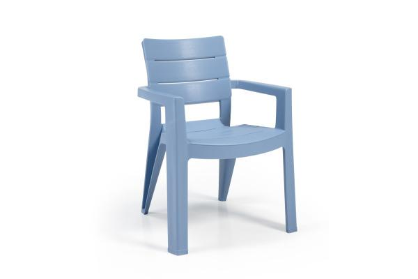 Ibiza garden chair blue