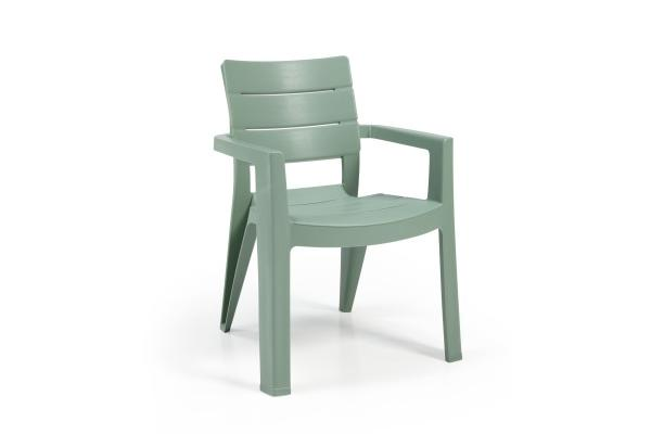 Ibiza garden chair green