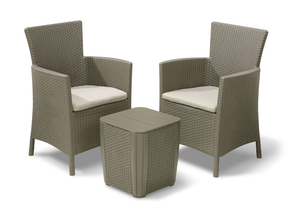 Loungemöbel | Lounge-Gartenmöbel | Lounge Sets - Allibert