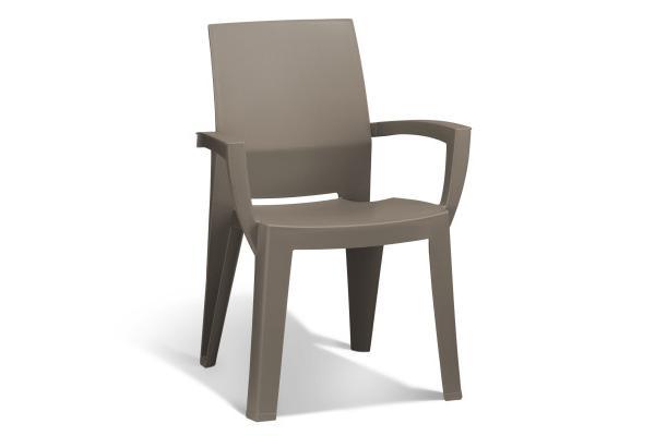Lago garden chair cappuccino
