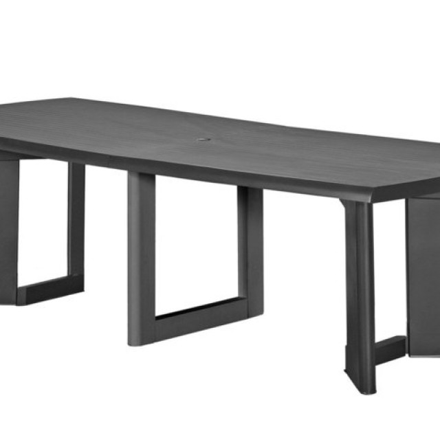 Allibert New York 320 garden table graphite