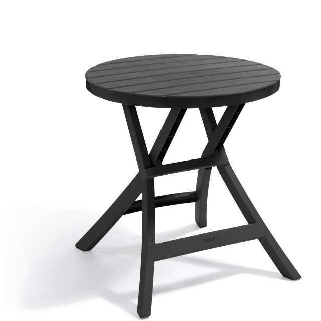 Allibert Oregon table pliante graphite