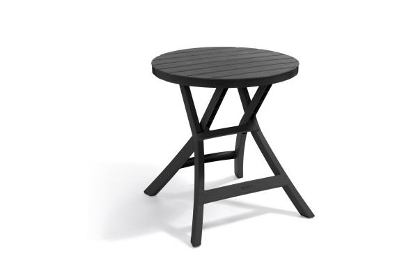Oregon table pliante graphite