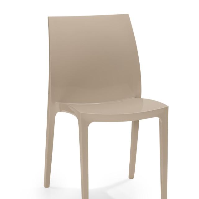 Allibert Sento Chaise cappuccino