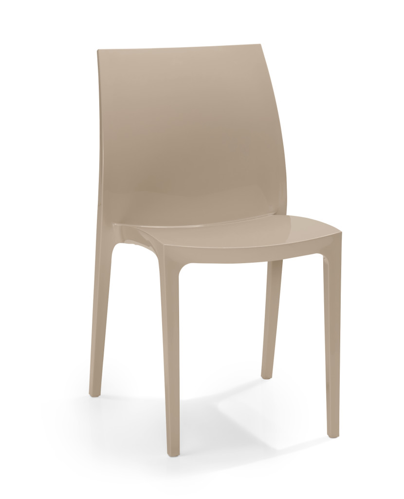 allibert sento chaise cappuccino allibert. Black Bedroom Furniture Sets. Home Design Ideas