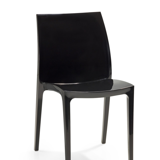 Allibert Sento Chaise noire