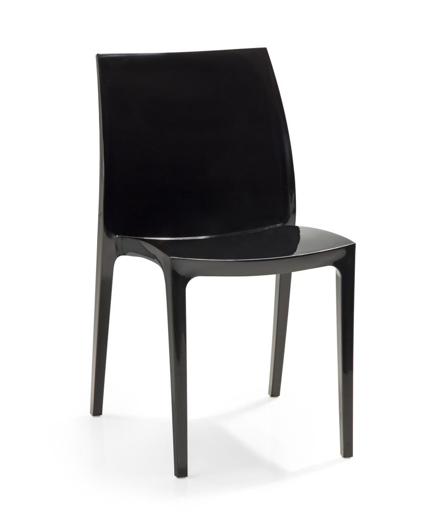 allibert sento chaise noire allibert. Black Bedroom Furniture Sets. Home Design Ideas