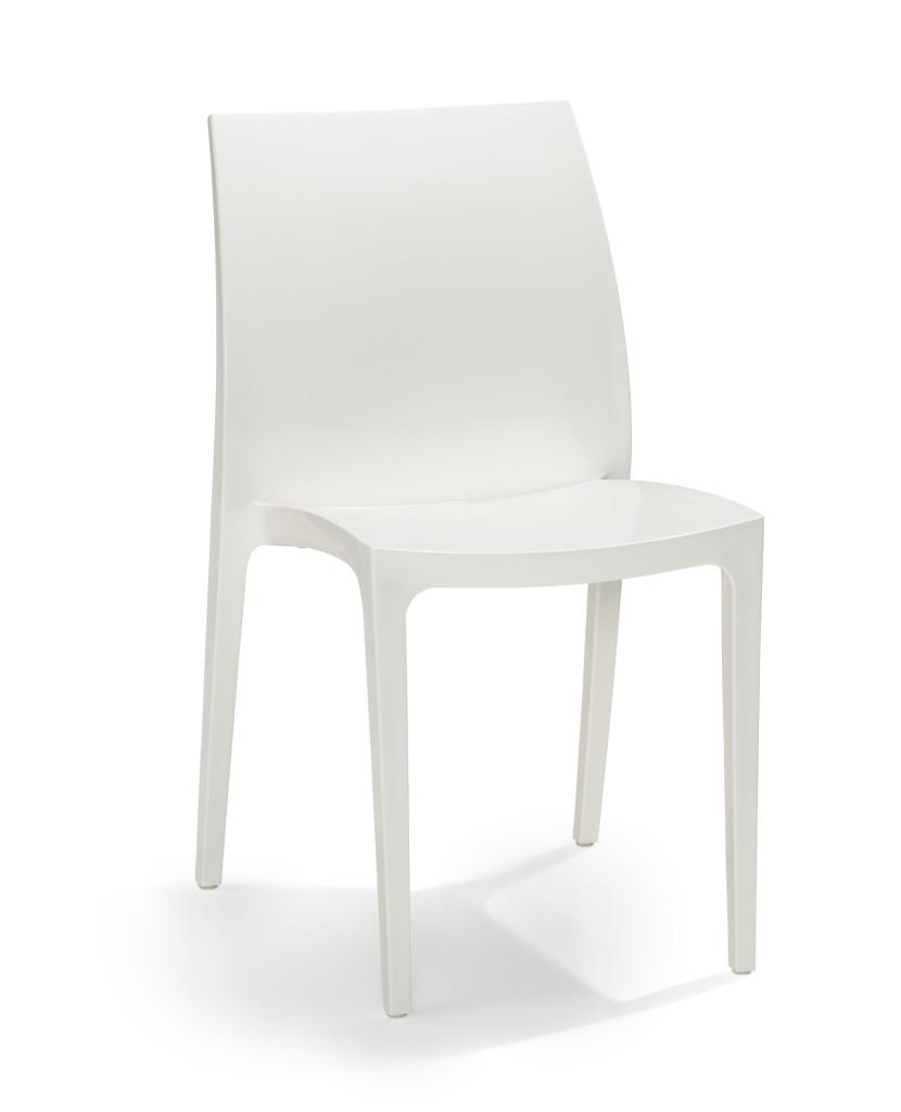 allibert sento chaise blanche allibert. Black Bedroom Furniture Sets. Home Design Ideas