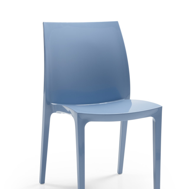 Allibert Sento chair blue