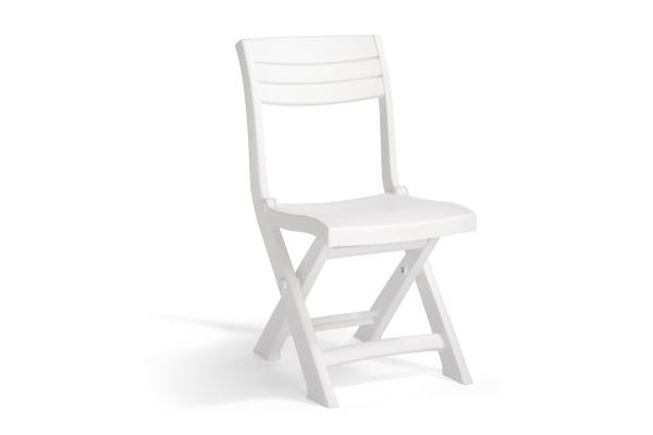 Tacoma bistro chair white