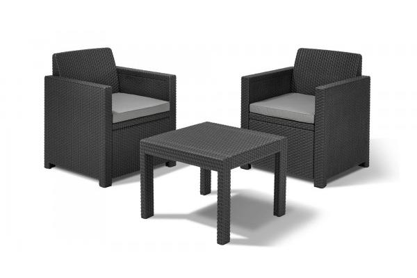 Allegro duo set graphite
