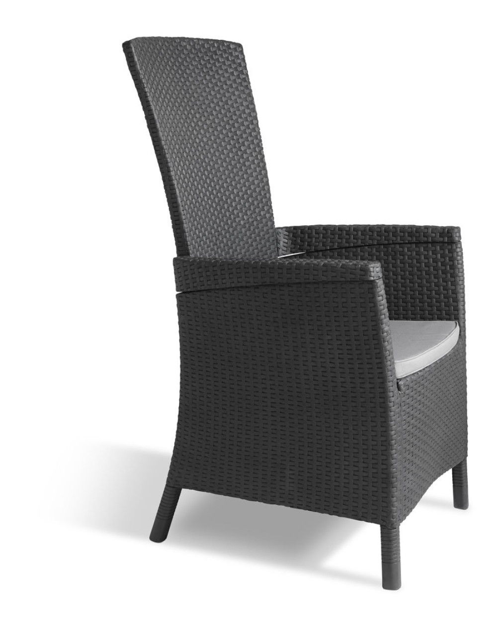polyrattan stuhl verstellbar simple polyrattan stuhl sthle rattan gartensthle sessel braun with. Black Bedroom Furniture Sets. Home Design Ideas