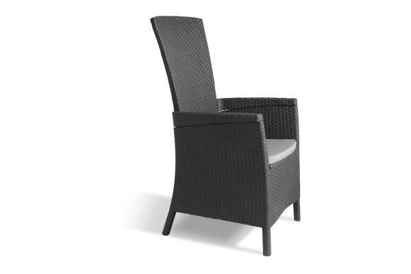 Vermont reclining chair graphite