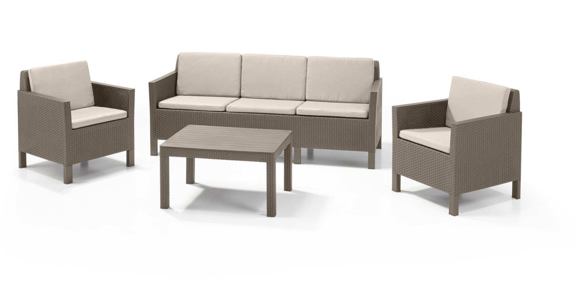 l gant salon de jardin allibert leclerc id es de bain. Black Bedroom Furniture Sets. Home Design Ideas