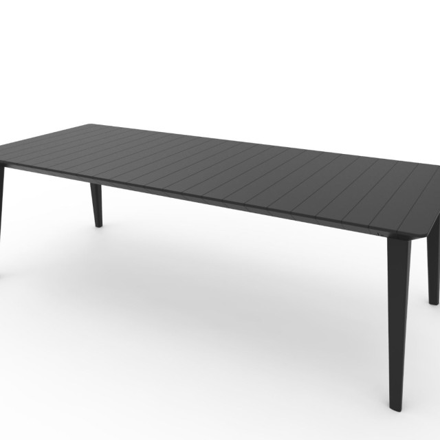 Allibert Lima 240 tafel grafiet