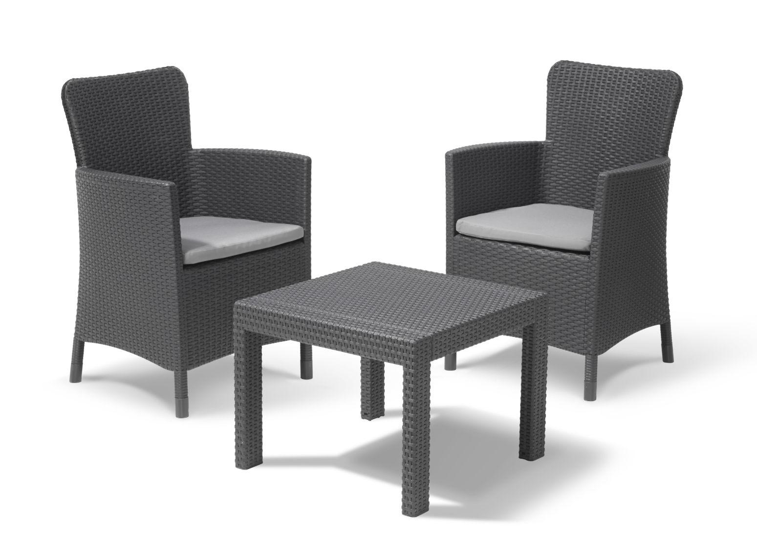 Loungemöbel   Lounge-Gartenmöbel   Lounge Sets - Allibert