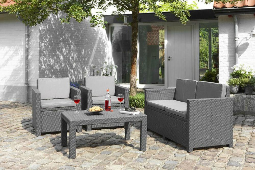 Stunning Salon De Jardin Allibert Lounge Set Photos - Payn.us ...