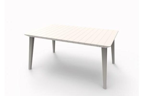 Lima 160 table white