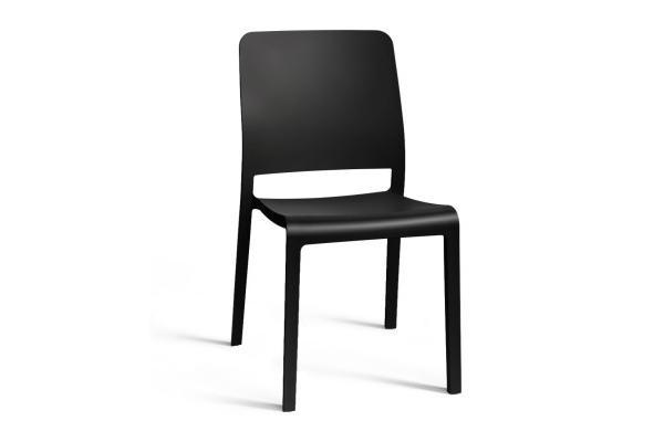 Charlotte Deco armchair graphite