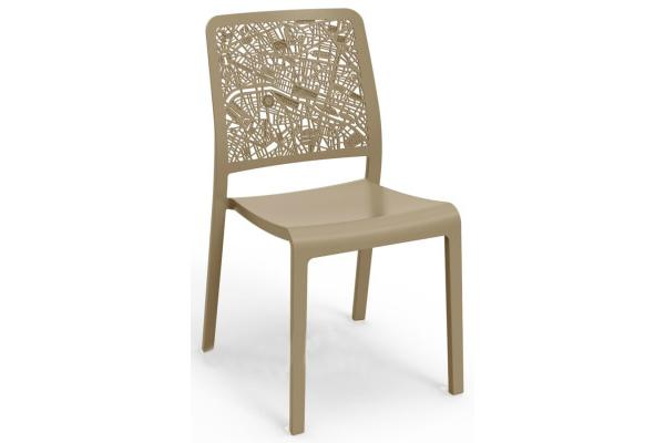 Charlotte City chair cappuccino