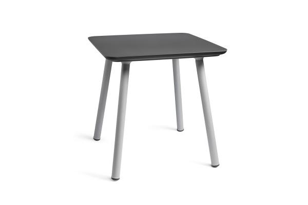 Julien table manganese gray