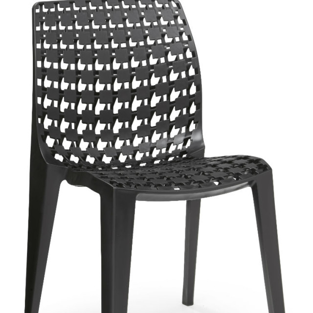 Allibert PLUZChair grafiet
