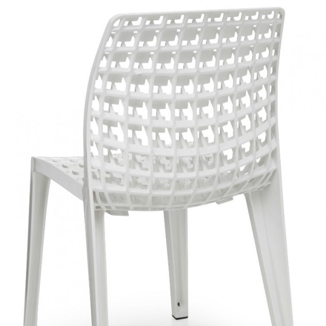 Allibert PLUZChair blanche