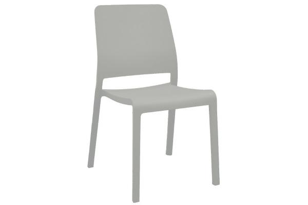 Charlotte Deco armchair light grey