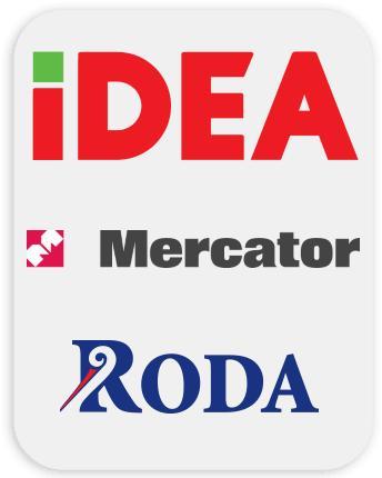 Mercator Roda Idea
