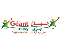 Géant hypermarket