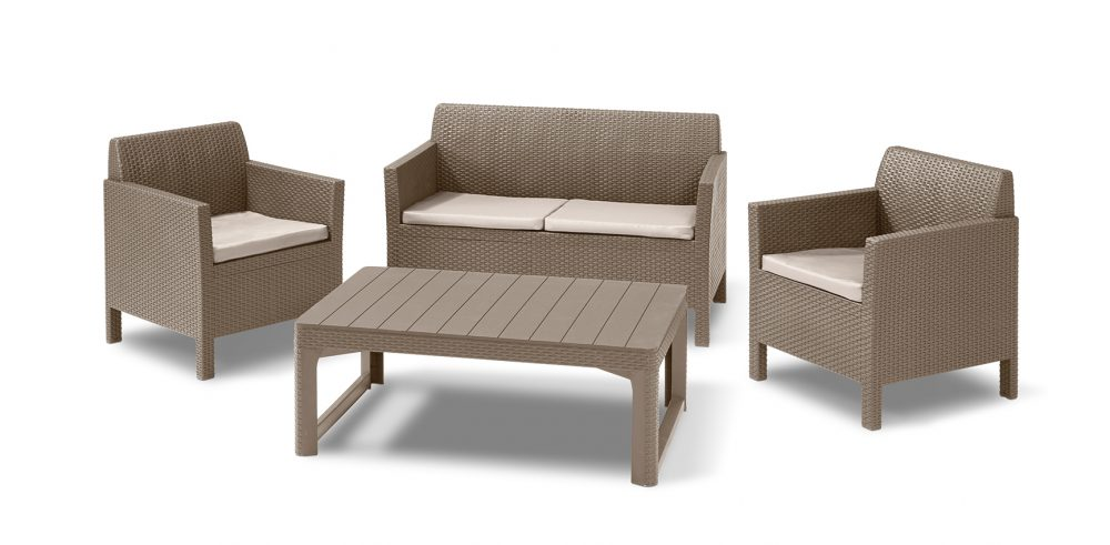 Loungemöbel Lounge Gartenmöbel Lounge Sets Allibert