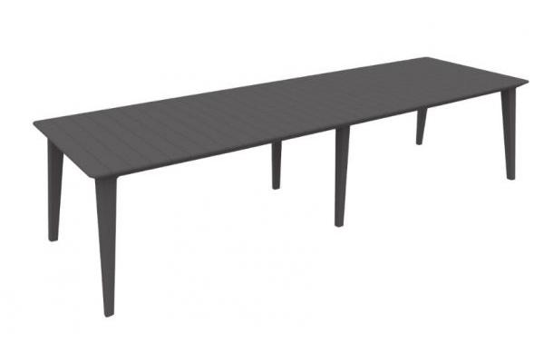 Lima 320 table de jardin graphite