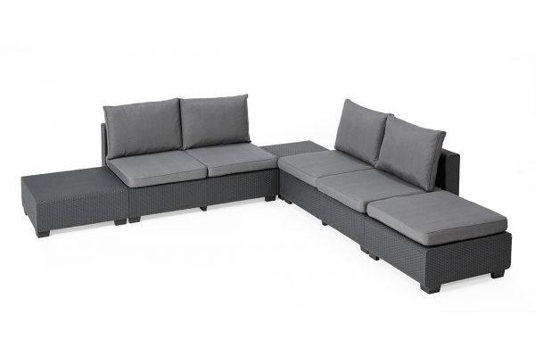 Allibert Lounge Mobel ~ Loungemöbel lounge gartenmöbel lounge sets allibert