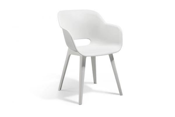Akola Dining Chair White